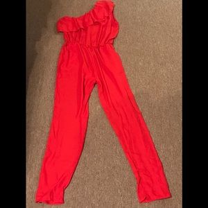 Jumpsuit size Xl but fits like a medium (new)